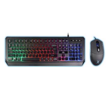 FOXXRAY 奇點戰狐電競鍵盤滑鼠組
