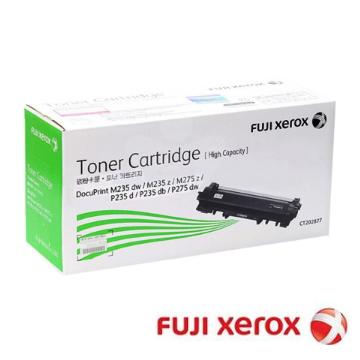 富士全錄Fuji Xerox DP P285dw/M285z 黑色碳粉(3K)