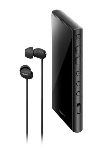 SONY索尼 Walkman 32GB 數位隨身聽MP3 黑