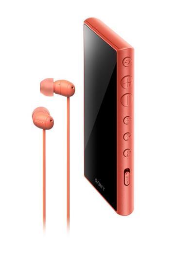 SONY索尼 Walkman 32GB 數位隨身聽MP3 橘