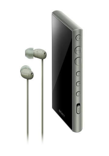 SONY索尼 Walkman 32GB 數位隨身聽MP3 綠 NW-A106HN/G