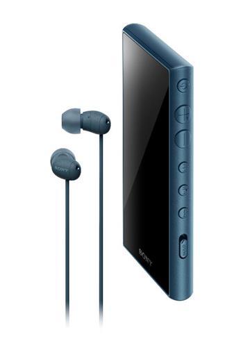 SONY索尼 Walkman 32GB 數位隨身聽MP3 藍