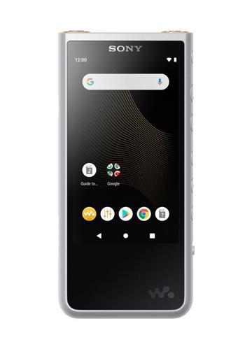 SONY索尼 Walkman 64GB數位隨身聽MP3 銀