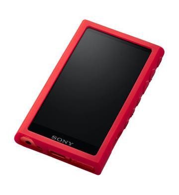 SONY A100系列 MP3專用保護殼(紅)