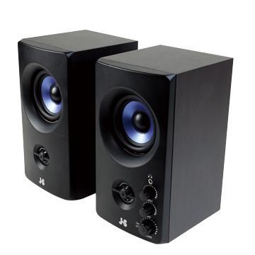 JS JY2027 2.0聲道多媒體喇叭