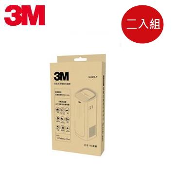(二入組) 3M E180空氣清淨機專用濾網