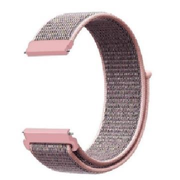 愛買奇 三星SAMSUNG WATCH運動錶帶 20mm 粉砂色