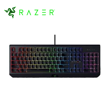 Razer BlackWidow 黑寡婦蜘蛛鍵盤