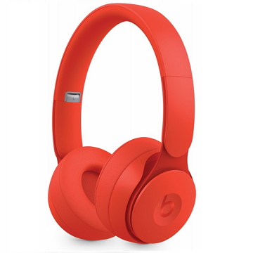 Beats Solo Pro Wireless 頭戴式降噪-紅色