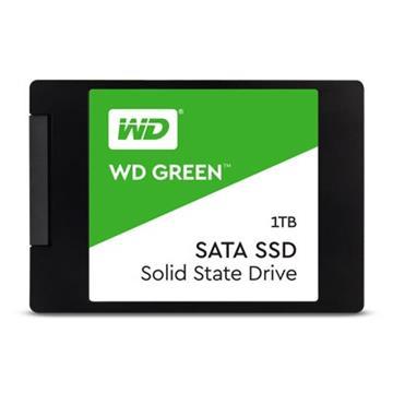 """WD SSD Green系列-2.5""""1TB固態硬碟(3D TLC"""