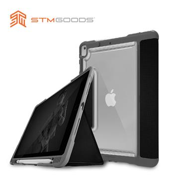 STM Dux Plus Duo iPad 10.2吋 保護殼-黑
