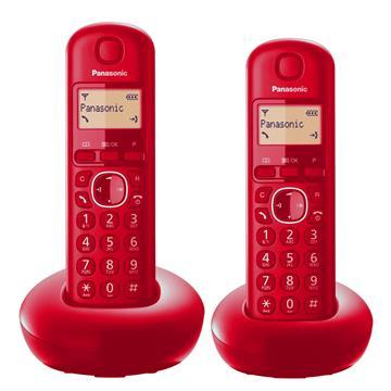 (福利品)國際牌Panasonic 雙機數位無線電話