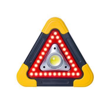 【OMyCar】太陽能LED三角警示燈