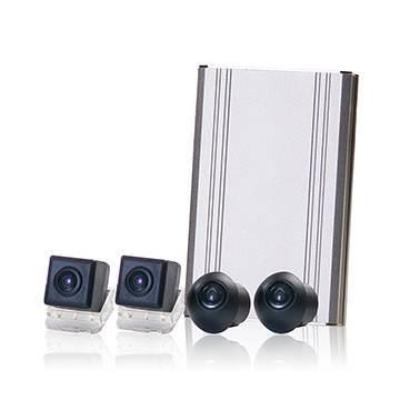 【鷹之眼】3D全景旗艦版行車記錄器 含安裝 AE200008+AY000011