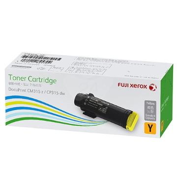 富士全錄Fuji Xerox DP CP315dw/CM315z黃色碳粉(3K)