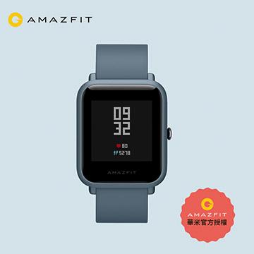 (福利品)華米Amazfit 米動手錶青春版Lite-藍