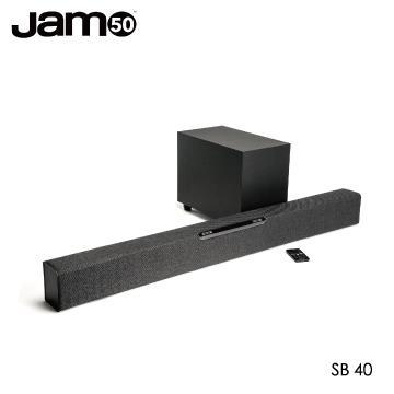 Jamo SB40 聲霸 微型劇院組-黑