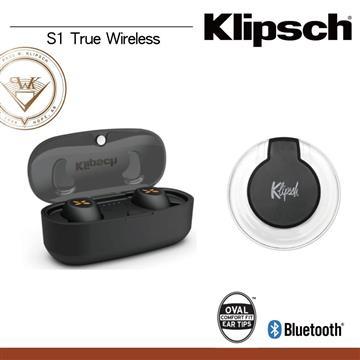 Klipsch S1 True Wireless 真無線藍牙耳機