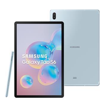 SAMSUNG Galaxy Tab S6 LTE 冰川藍