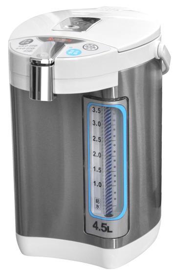 元山 4.5L 不銹鋼三溫熱水瓶
