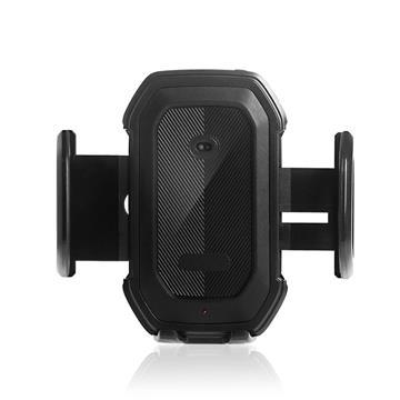 【安伯特】紅外線感應手機架-旋鈕CD口