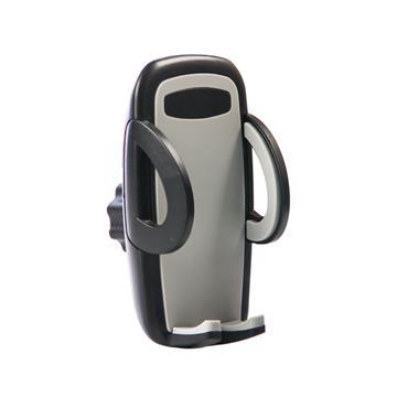 【安伯特】彈力按壓型手機架-伸縮臂吸盤