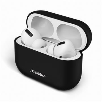 JTLEGEND AirPods Pro Doux 柔矽保護殼-黑