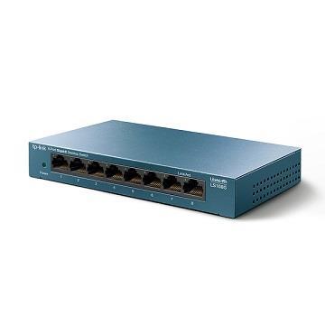 TP-LINK 8埠桌上型交換器 LS108G