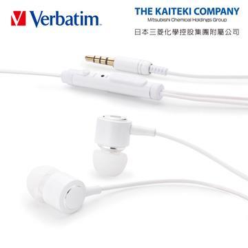 Verbatim VS4音控接聽入耳式耳麥