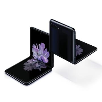 Samsung Galaxy Z Flip 黑