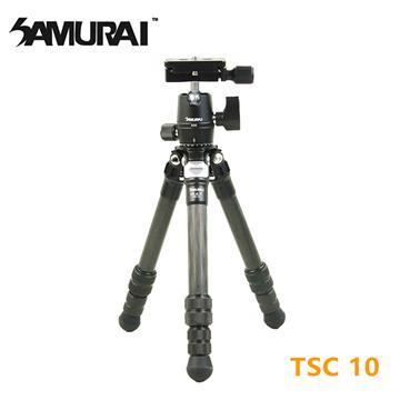 Samurai 碳纖維小型腳架 TSC 10