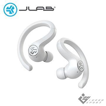 JLab JBuds Air Sport 真無線藍牙耳機 白色