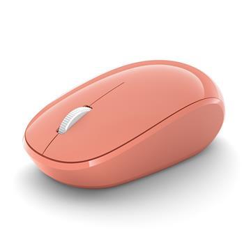 Microsoft微軟 精巧藍牙滑鼠 蜜桃粉