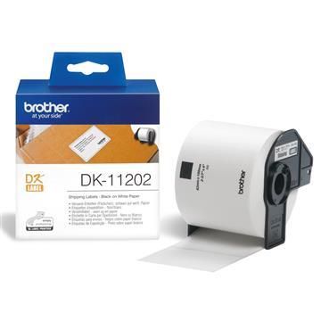 Brother DK-11202 耐久型紙質標籤帶