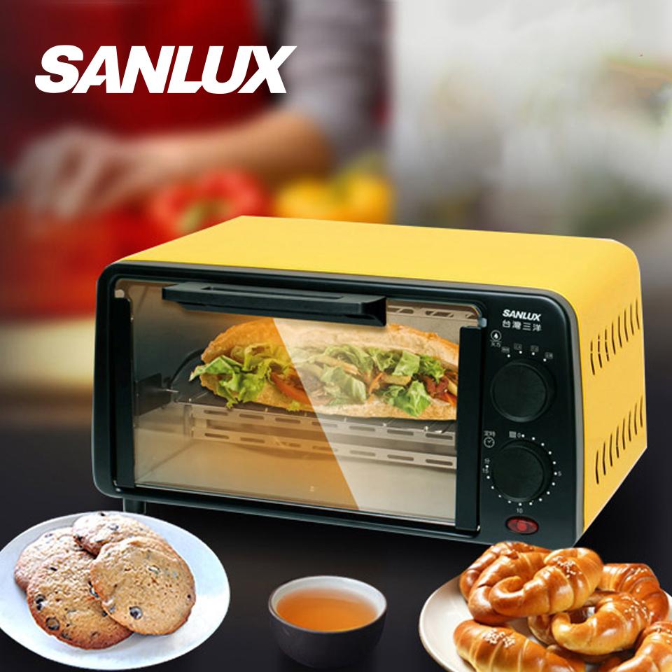 展-SANLUX台灣三洋9L電烤箱