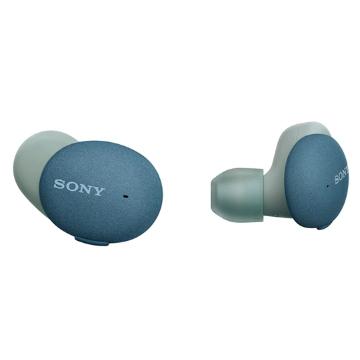 (福利品)SONY索尼 真無線藍牙耳機-藍