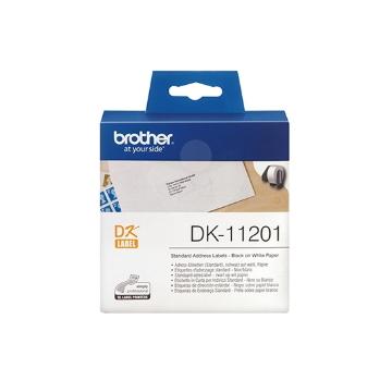 Brother DK-11201 耐久型紙質標籤帶