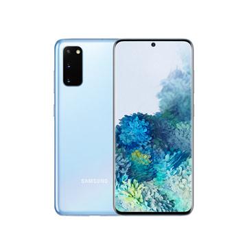三星SAMSUNG Galaxy S20 智慧型手機 晴空藍