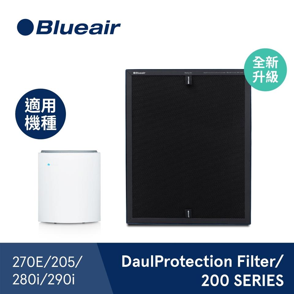 (二入組)Blueair 280i&290i活性碳濾網(DP)