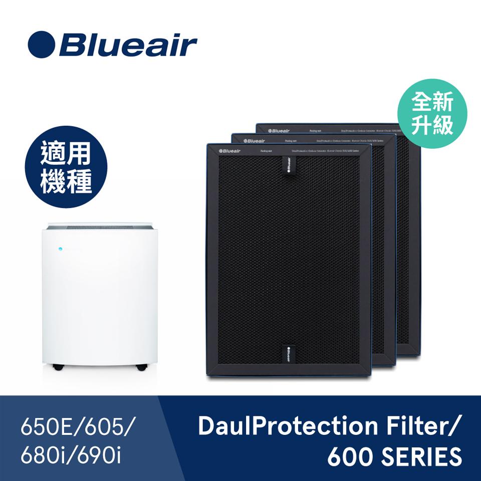 (二入組) Blueair 680i&690i活性碳濾網(DP)(680i&690i活性碳濾網(DP))