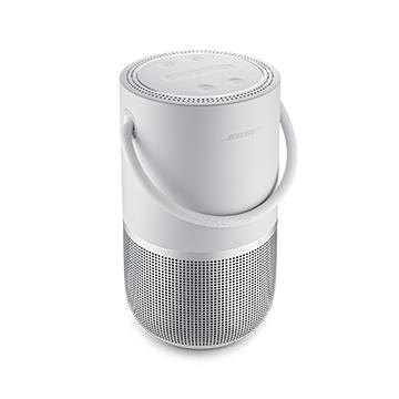 BOSE 藍牙/WiFi揚聲器 PORTABLE HOME SPKR 銀