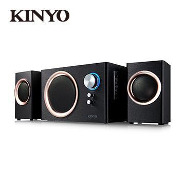 KINYO 2.1藍牙多媒體音箱