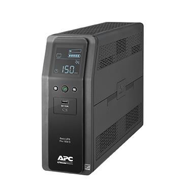 APC 不斷電系統Back-UPS Pro BR1500MS-TW