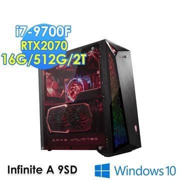 msi微星 Infinite A 9SD-855TW 電競桌機