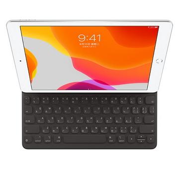 Apple iPad 10.2吋7th 聰穎鍵盤/中文(MX3L2TA/A)