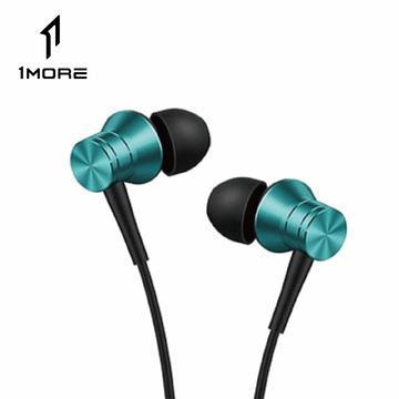 1MORE 活塞耳機風尚版-藍 E1009-BL