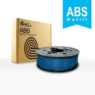 XYZ Printing 3D列印ABS線材補充包(蔚藍色)
