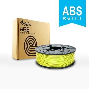 XYZ Printing-3D列印ABS線材補充包(茶晶色)