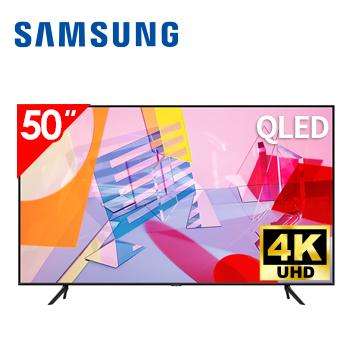 三星SAMSUNG 50型 4K QLED 智慧連網電視(QA50Q60TAWXZW)