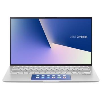 【拆封品】ASUS Zenbook UX434FLC-冰柱銀 14吋筆電(i7-10510U/MX250/16G/1TSSD)
